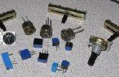 Como medir un capacitor o un inductor con reproductor de mp3