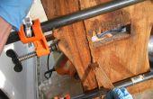 Fijar la madera Rajada