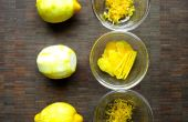 Cómo jugo de un limón