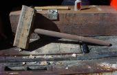 Un Persuasor madera (martillo)