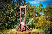 Mini guillotina