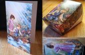 Antiguas cajas de tarjeta de regalo