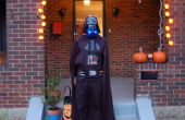 Darth Vader traje mod