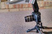 Como hacer un difusor de Flash para fotografía Macro