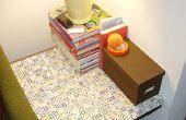 ¿Mesa de dominó (que necesita azulejos rotos)?