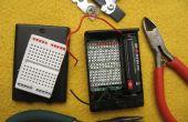 LiFePO4 (3.2V) proyecto, dentro de un 3 x portapilas AA! ¿