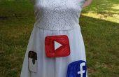 ¿Disfraces de Halloween: Mariposa Social