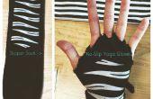 Guantes antideslizantes Yoga