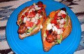 Hot Dog de Sonora