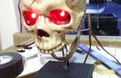 Cráneo de Arduino interactivo