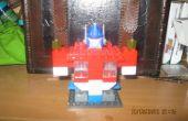 Cabezas de LEGO transformadores compatibles