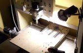 Fresadora cnc casera - maszyna cnc domowej roboty
