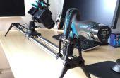 ¿Mi primer DIY: más simple velocidad controlable resbalador de la cámara en Youtube?