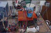 Alambre de Cable paja manga de gestión para Arduino proyectos de impresoras 3d y