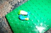 Una pistola de Plasma de Lego