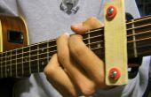 Cómo hacer una suciedad simple guitarra Capo!