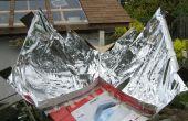 Cocina solar de Kyoto a través imita un plato parabólico sin cortes 1 mil!