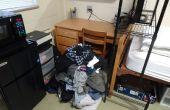 Cómo lavar ropa en el Morehouse College
