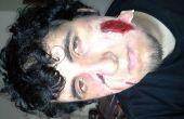 Tutorial de maquillaje Zombie