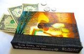 Libro imitación cartera