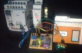 ESP8266 SVG Modbus RTU de Scada + PLC Panasonic FPX C14R