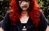 Siete pecados capitales: Tutorial de maquillaje ira