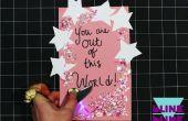 Tarjeta de San Valentín del Light-Up