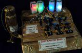 Junta de Steampunk electrónica LED Experimenter