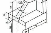 Modelar un objeto 3D en AutoCAD 2014