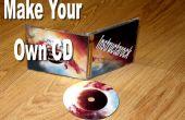 ¿Hacer su propio CD