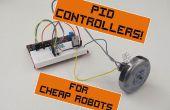 Controladores para Robots baratos, parte 2 de velocidad: controlador PID