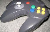 Cómo limpiar un controlador de Nintendo 64