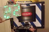 Arduino Inicio baloncesto aro puntuación sistema de detección conocido como anotador