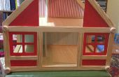 Casa de muñecas restaurada