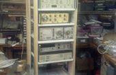 """Equipo Rack de 19"""" para los instrumentos electrónicos"""