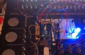 Super sencillo de 10 pasos de arduino secuenciador