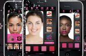 """Cómo utilizar """"Maquillaje Match Me"""", la nueva aplicación de maquillaje para usuarios de iPhone!"""
