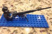 Cómo hacer una torre de Lego