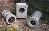 Distópicas altavoces y amplificador