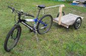 Utilidad de remolque de bicicleta