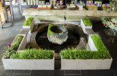 ShapeCrete:: Hypertufa / concreto plantadores de Teance tienda