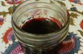Cómo hacer tinta de remolacha