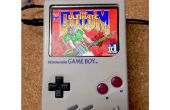 RaspiBoy, Gameboy frambuesa Pi, SuperPiBoy: Un RaspberryPi dentro de una Game Boy