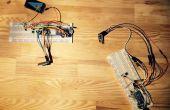 Arduino + nRF24L01: comunicación inalámbrica bidireccional Simple