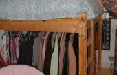 Loft cama