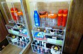 Limpieza de primavera: Organizar tus cosas en un pequeño espacio
