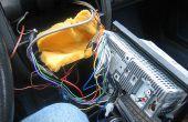 ¿Agregar una entrada al radio de acción de su coche auxiliar (MP3/Ipod)