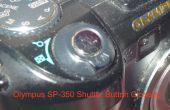 Monte de la liberación de cable para cámara digital Olympus SP-350