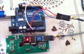 PacMan y la costumbre caracteres en Arduino con una 16 x 2 V1 LCD I2C YwRobot LCM1602 CII