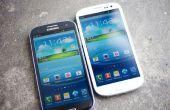 Cómo imprimir mensajes de texto de Samsung Nota/Galaxy S2/S3/S4